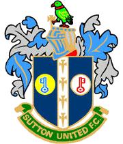 Sutton Utd logo