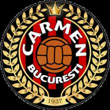 Carmen Bucuresti W logo