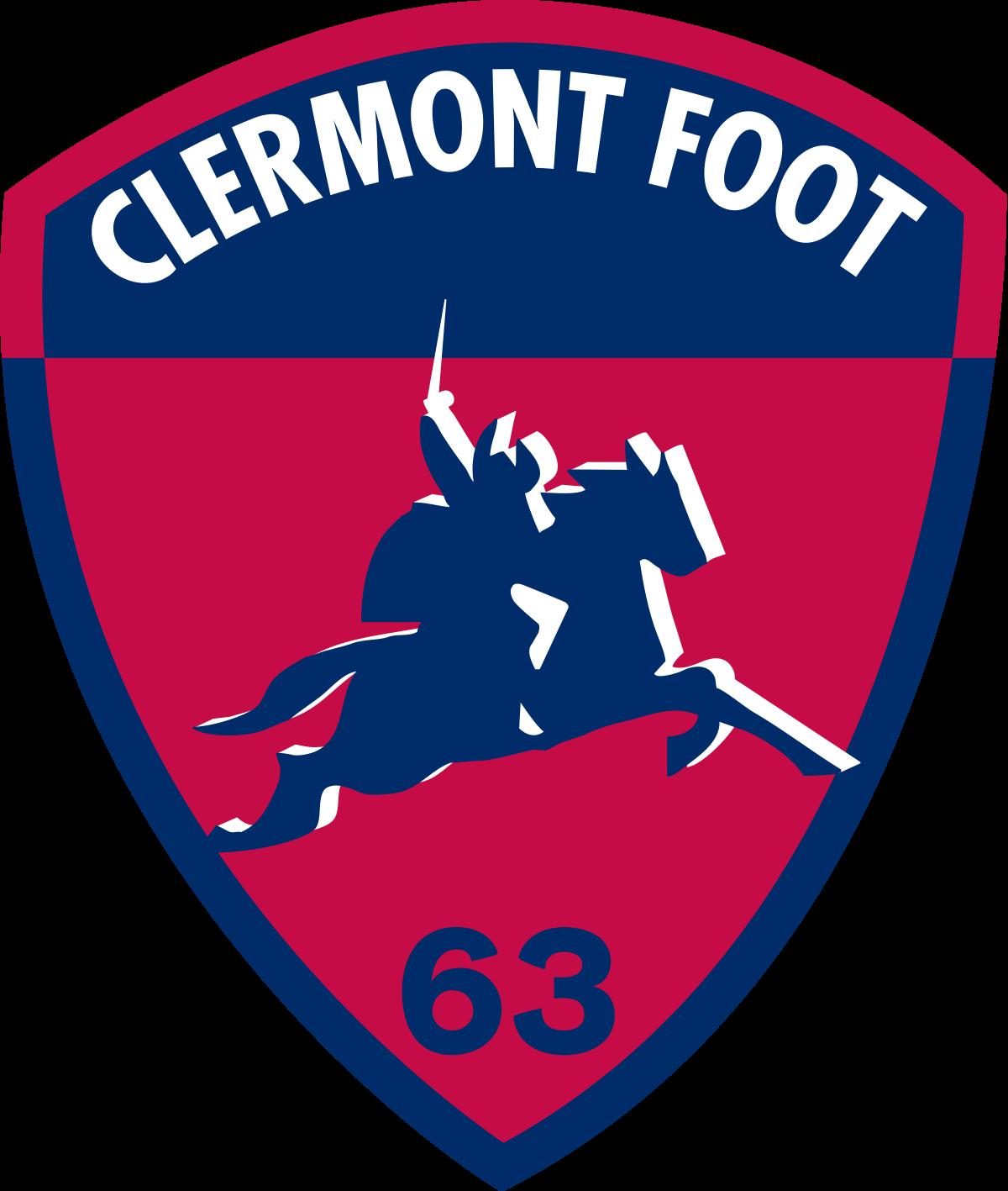 Clermont U-19 logo
