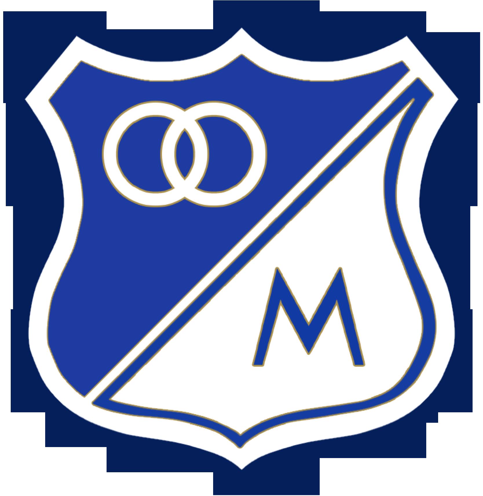 Millonarios W logo