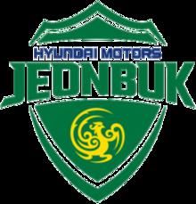 Jeonbuk Motors logo