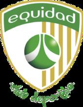 Deportivo La Equidad logo