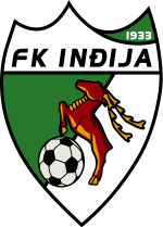 Indjija logo