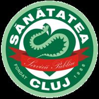Sanatatea Cluj logo