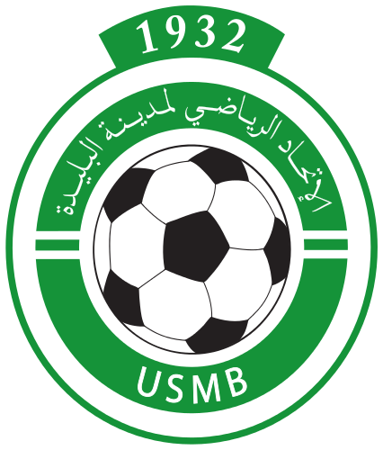 USM Blida logo