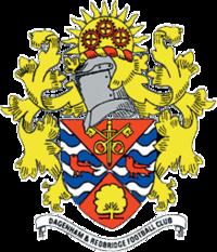 Dagenham and Redbridge logo