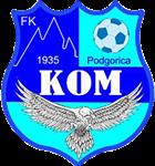 FK Kom Podgorica logo