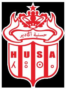 HUSA Agadir logo