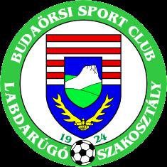 Budaors logo