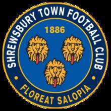 Shrewsbury logo