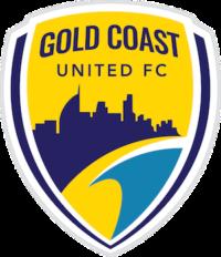 Gold Coast United FC logo