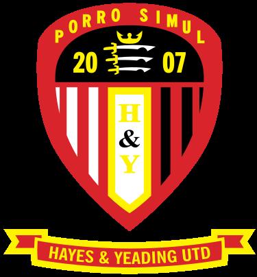 Hayes and Yeading logo