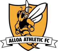 Alloa Athletic logo