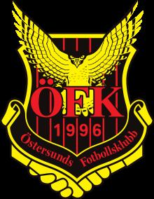 Ostersunds FK logo