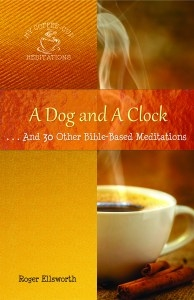 A Dog and A Clock