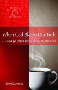 When God Blocks our Path