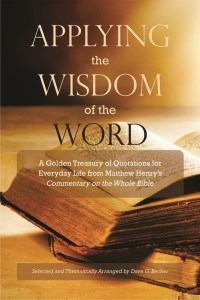Applying the Wisdom of the Word