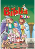 Illustarted Bible For Kids ( 2 title series )