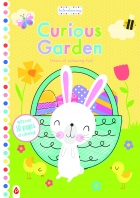Cute Colouring - Curious Garden