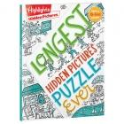 Longest Hidden Pictures Puzzles Ever!