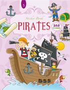My Sticker Books - The Pirates