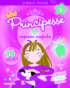 Magic Little Stories - Princesses and Magic Girls