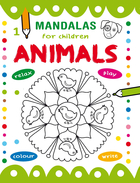 Mandalas for Children - Animals