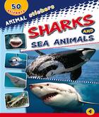 Animals Stickers - Sharks and Sea Animals