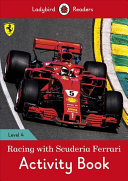 Racing with Scuderia Ferrari Activity Book