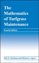 The Mathematics of Turfgrass Maintenance, Fourth Edition