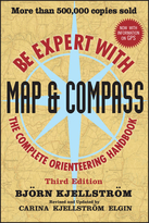 Be Expert with Map and Compass, 3rd Edition