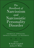 The Handbook of Narcissism and Narcissistic Personality Disorder: Theoretical Approaches, EmpiricalFindings, and Treatments