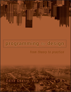 Programming for Design