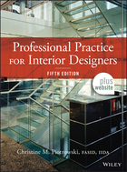 Professional Practice for Interior Designers, Fifth Edition