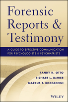 Forensic Reports & Testimony: A Guide to Effective Communication for Psychologists and Psychiatrists