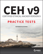 CEH v9: Certified Ethical Hacker Version 9Practice Tests