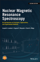 Nuclear Magnetic Resonance Spectroscopy - AnIntroduction to Principles, Applications, andExperimental Methods