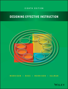 Designing Effective Instruction, Eighth Edition