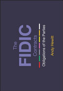 The FIDIC Contracts - Obligations of the Parties