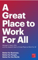 A Great Place to Work For All