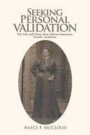 Seeking Personal Validation