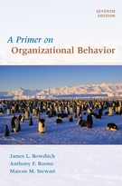 A Primer on Organizational Behavior 7e