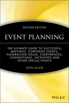 Event Planning: The Ultimate Guide To SuccessfulMeetings,Corporate Events,Fundraising Galas,Conferences,Conven,Incentives & Other Special Events 2/E