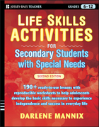 Life Skills Activities for Secondary Students with Special Needs, Second Edition