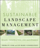 Sustainable Landscape Management