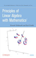 Principles of Linear Algebra With Mathematica (R)