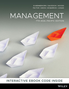 Management 7th Asia-Pacific Edition Print and Interactive E-Text