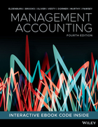 Management Accounting 4e Print and Interactive E-Text