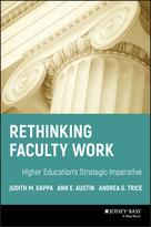 Rethinking Faculty Work