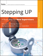 Stepping Up: A Road Map for New Supervisors, Participant Workbook